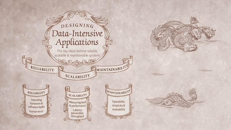 Poster of Designing Data-Intensive Applications